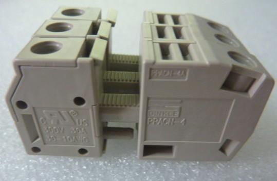 端子面板穿墙式接线端子 分 类:欧规端子台 额定电压:300v 额定电流