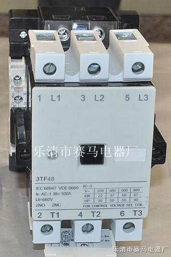 西门子交流接触器3tf483tf48