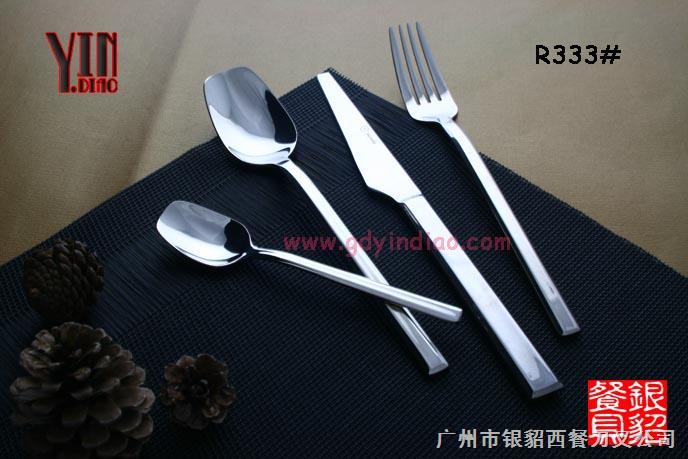 不锈钢刀叉 西餐刀叉 欧式刀叉