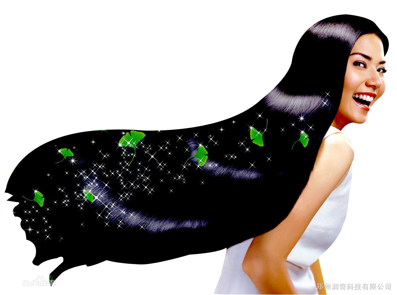 提供纯植物染发剂印度海娜粉染发,止脱生发,白发转黑养发排毒.
