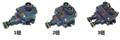 矿用防爆按钮BZA18-5/127-2