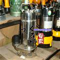 全不锈钢污水泵 VN750W耐酸碱潜水泵
