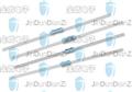细密金属膜电阻RE系列(硅涂复)